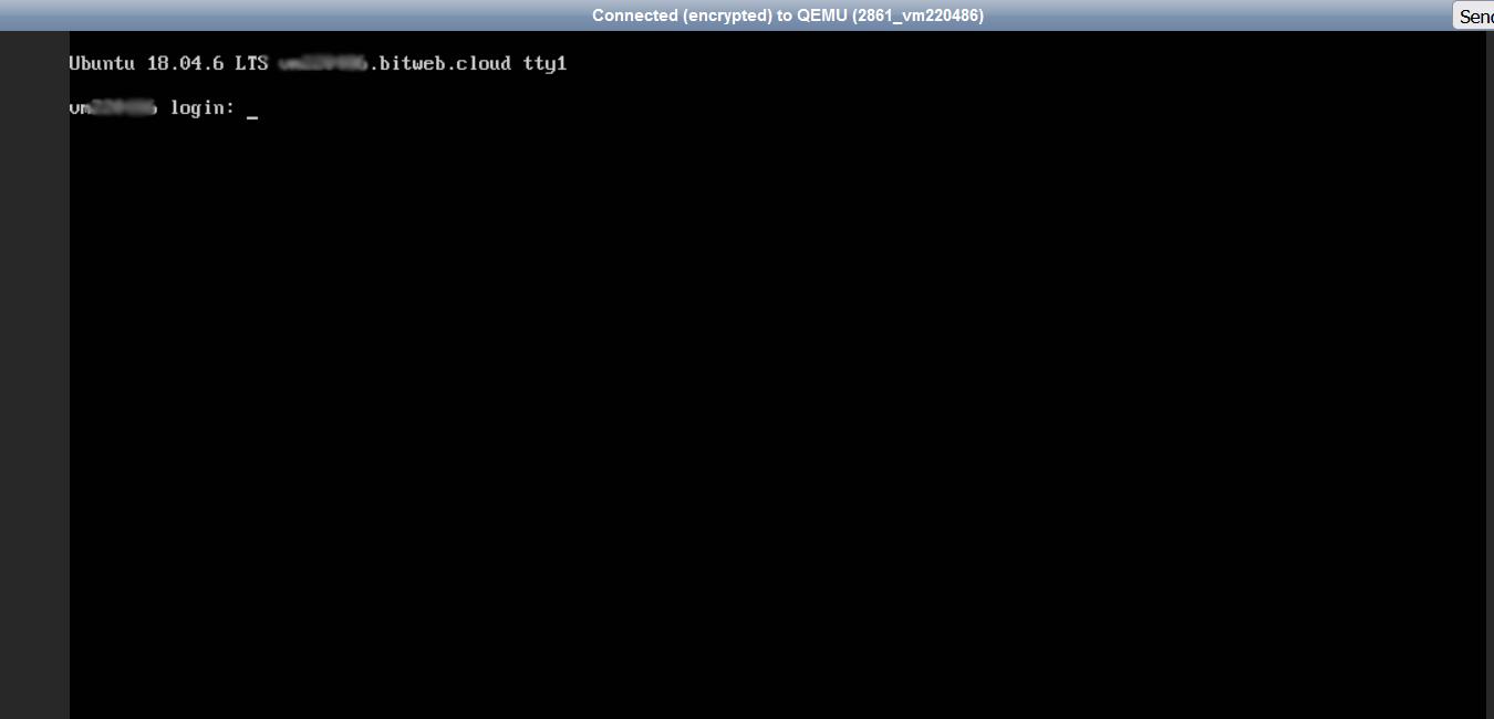 3. Введите root данные для подключения